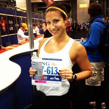 NYC Marathon 2012